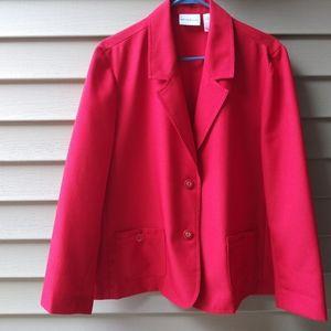 Alfred Dunner lightweight jacket
